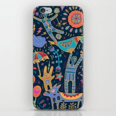 Balancing Act iPhone & iPod Skin