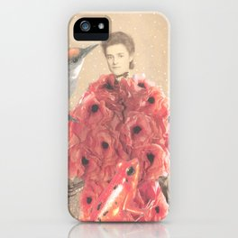 Salvaged Relatives (11) iPhone Case
