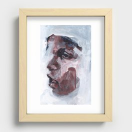 The Innocent Recessed Framed Print