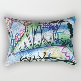 Ecstacy Rectangular Pillow