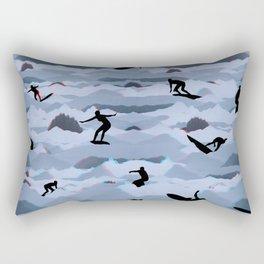 Surf + Turf Rectangular Pillow