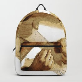 Fist of Sand Backpack