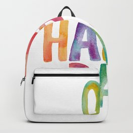 Oh Happy Day Backpack