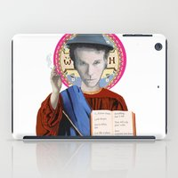 tom waits iPad Cases featuring Tom Waits by Hilal Can