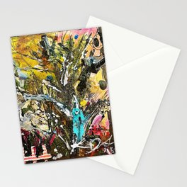 Night of the Living Tree Stationery Cards