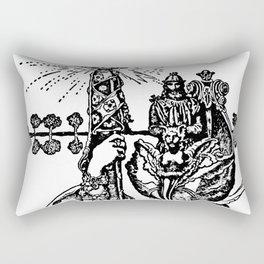 Excalibur the Sword Rectangular Pillow