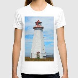 North Cape Lighthouse T-shirt
