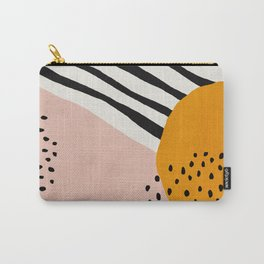 Abstract, Mid century modern art Carry-All Pouch