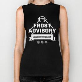 Frost Advisory Biker Tank