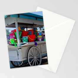 Pedaling Pails Stationery Cards