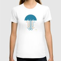 jelly fish T-shirts featuring Jelly the Fish by Kirsten Ulve