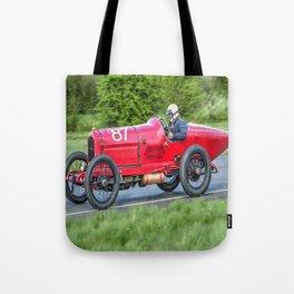 Vintage Racing Car - Hudson Special Tote Bag