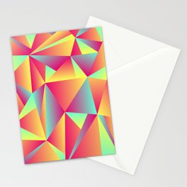 The Triangles Stationery Cards