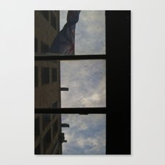 Up There Canvas Print