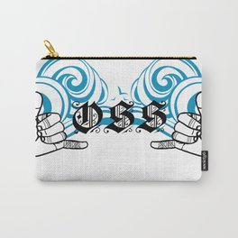 Double Shakas Carry-All Pouch