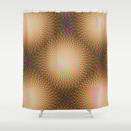 Flagellar Apparatus 3 Shower Curtain