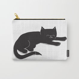Happy Kitty Carry-All Pouch