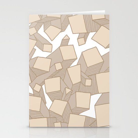 Shapes 11 Stationery Cards