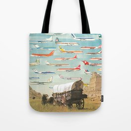 Over There Yonder Tote Bag