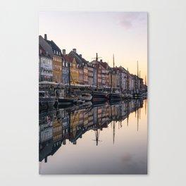 COPENHAGEN 02 Canvas Print