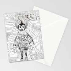 Batmilk Stationery Cards