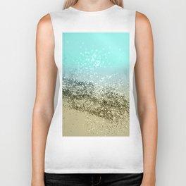 Lemon Twist Beach Glitter #3 #shiny #decor #art #society6 Biker Tank