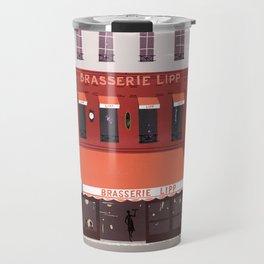 Brasserie lipp Travel Mug