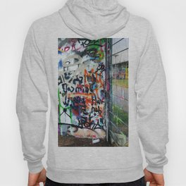 Mauerpark Graffiti Artwork Berlin Hoody