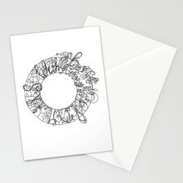 circle of life. Belarus Stationery Cards