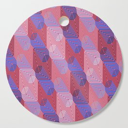 Op Art 172 Cutting Board