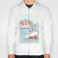 The Harbor Hoody