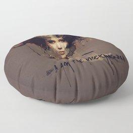 I am the Mockingjay Floor Pillow