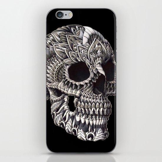 Ornate Skull iPhone & iPod Skin