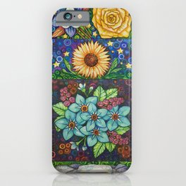 Oh My Stars - Forget-Me-Not Ever iPhone Case
