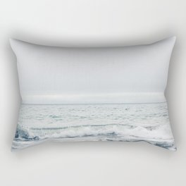 cove   muir beach, california Rectangular Pillow