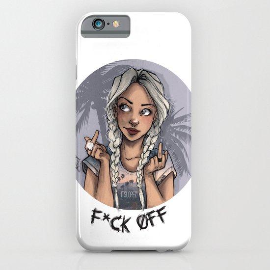 F*ck Off iPhone & iPod Case
