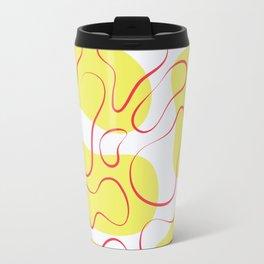 Shaping up Travel Mug