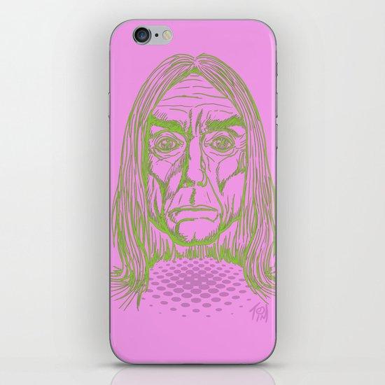 """Ready to Die"" by Tim Lukowiak iPhone Skin"