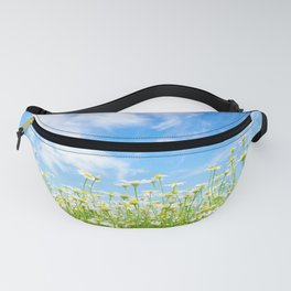 Summer Daisies Fanny Pack
