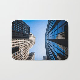 Chicago Buildings Bath Mat