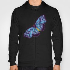 Butterflies and Burlap Hoody