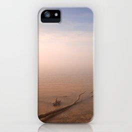 Misty Chesapeake Bay iPhone Case