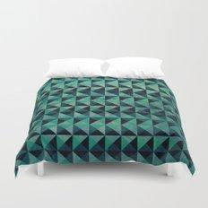 Triangulation Duvet Cover