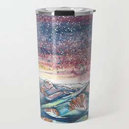 The Front Range, Colorado Travel Mug