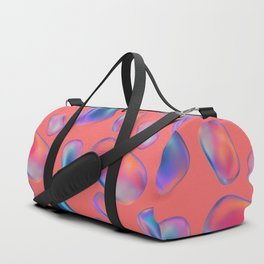 Abstract soap bubbles Duffle Bag