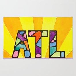 Atlanta Sunburst Rug