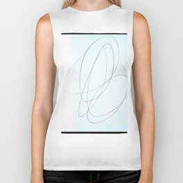 Time And Space Fotor Pencil Biker Tank