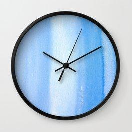 151208 11.Ultramarine Deep Wall Clock
