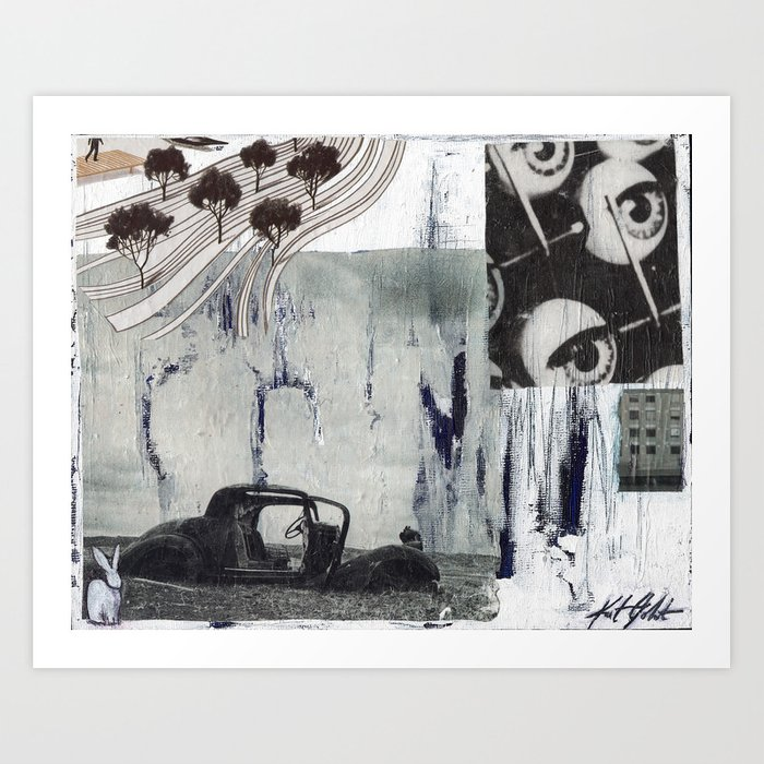 Degeneration Art Print