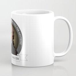 Alexander Hamilton U.S. Founding Father Quote Coffee Mug